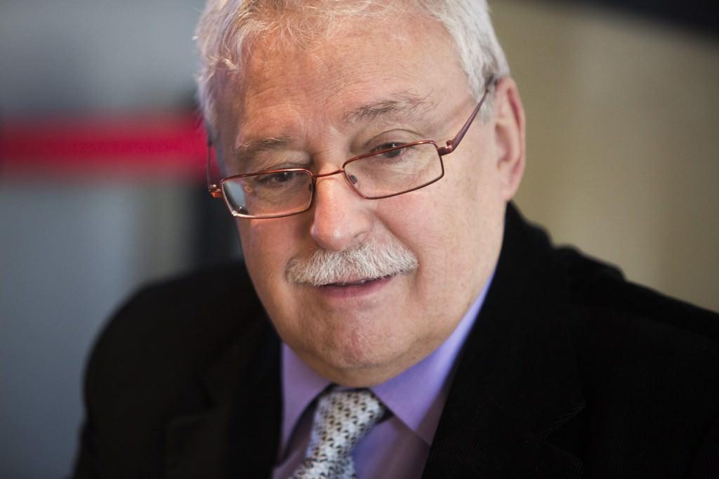 Joaquín Leguina. Fotografía: Biel Aliño