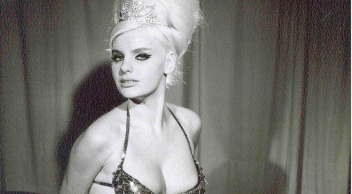Detalle de una de las fotografías de la colección erótica de Juan José Díaz Prósper. Imagen cortesía de Railowsky.