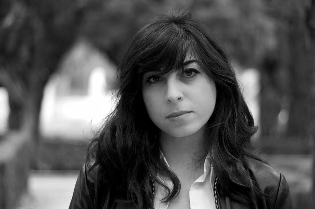 Ester Alba Pagán. Foto: Adela Talavera