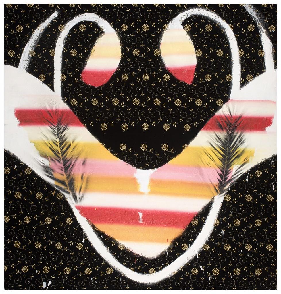 Felicidad Moreno, Loto, 2000. (Colección Centre d'Art la Panera). Imagen cortesía de la Fundación Suñol.