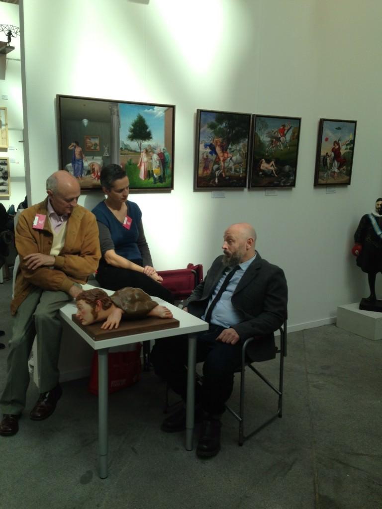 10. Galería Val i 30 (ArtMadrid)