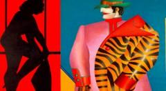 Obra de Richard Linder en la exposición 'Colección del IVAM. XXV aniversario'.