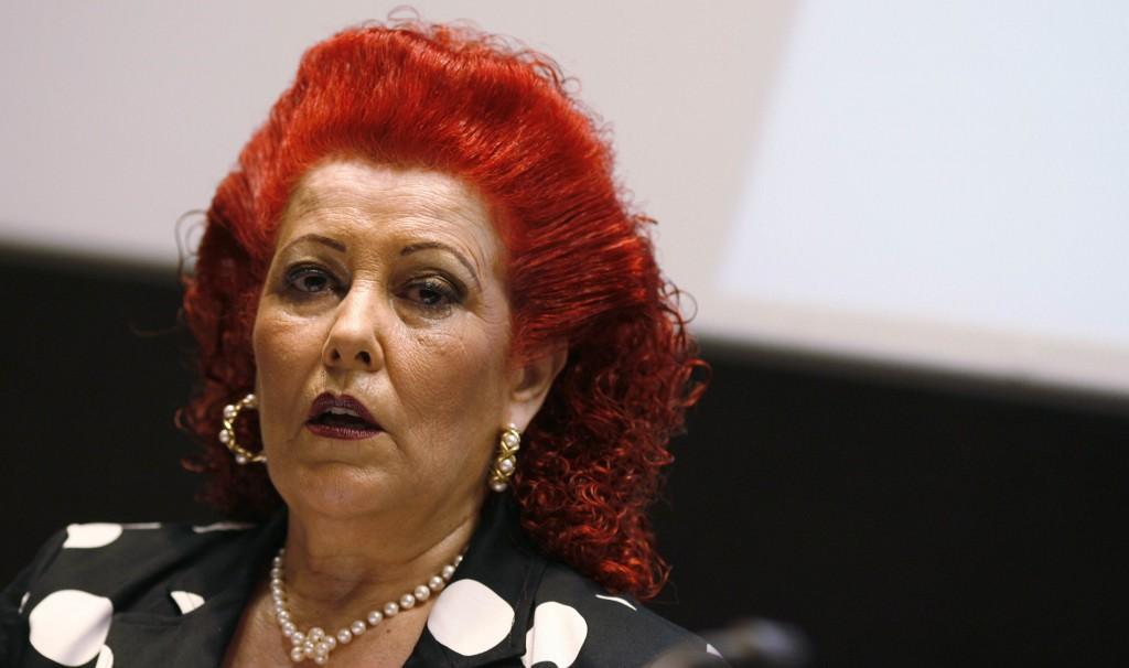 Consuelo Ciscar, directora del IVAM (2004-2014). Foto: Miguel Lorenzo