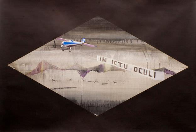 Miki Leal, In ictu oculi, 2013. Imagen cortesía Fundación General de la Universidad de Valencia.