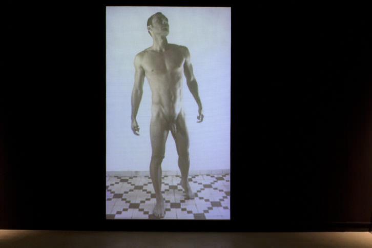 Vista de la exposición. Nuria Noguera (fotografía). Imagen cortesía de la galería.