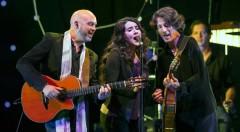Presuntos Implicados, durante un concierto. Imagen cortesía del grupo.