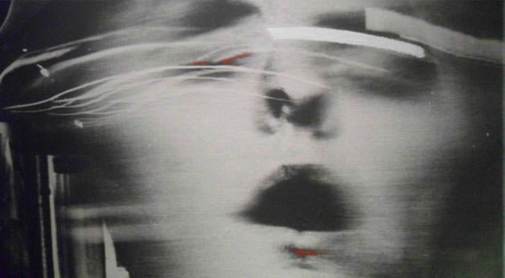 Obra de Darío Villalba en la exposición 'Colección del IVAM. XXV aniversario'.