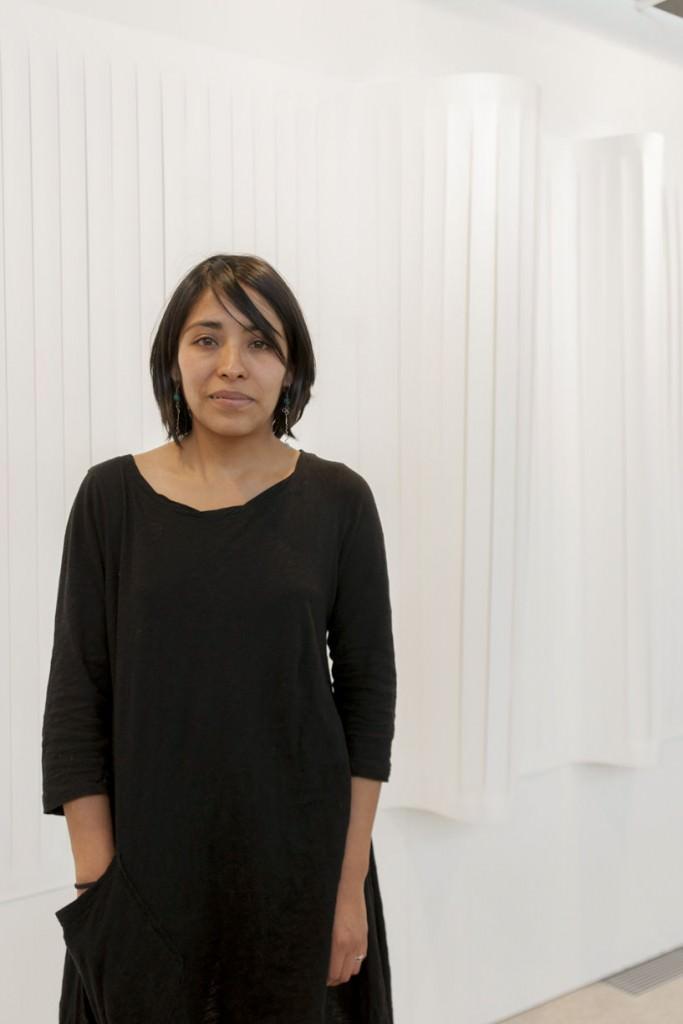 Liliana Zapata. Imagen cortesía de la Mustang Art Gallery.