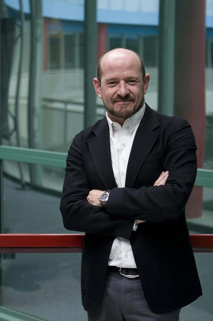Carlos Urroz, director de ARCOmadrid. Imagen cortesía de Santi Burgos IFEMA