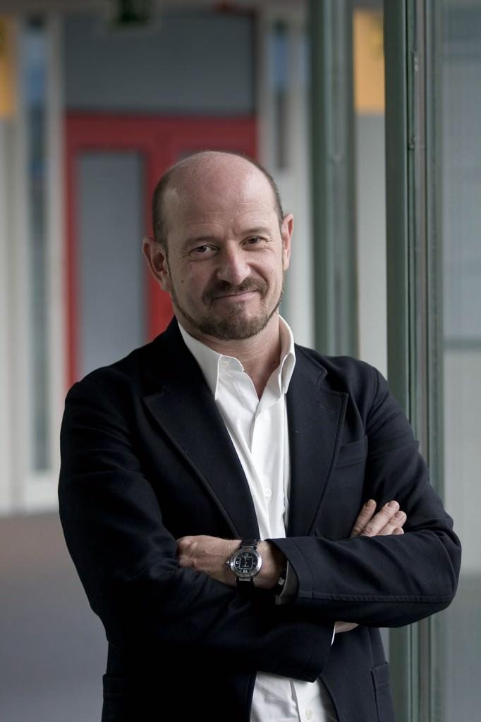 Carlos Urroz, director de ARCOmadrid. Imagen cortesía de Santi Burgos IFEMA.
