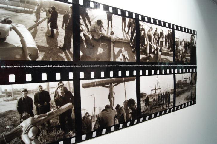 """Imagen de la exposición """"Efectos colaterales: más allá de Milano Radicale"""". Imagen cortesía de la Sala d'Art Jove."""