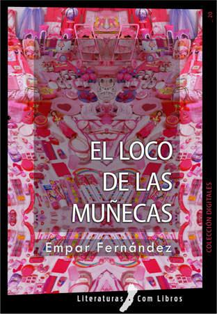 Portada de El loco de las muñecas, de Empar Fernández.