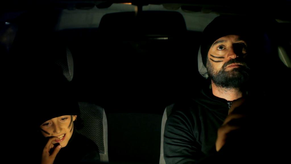 Fotograma del cortometraje 'Estocolmo', de Álvaro Martín. Imagen cortesía de Radio City.