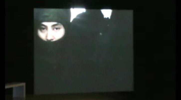 Imagen extraída del video de Néstor Navarro, por cortesía de su autor.