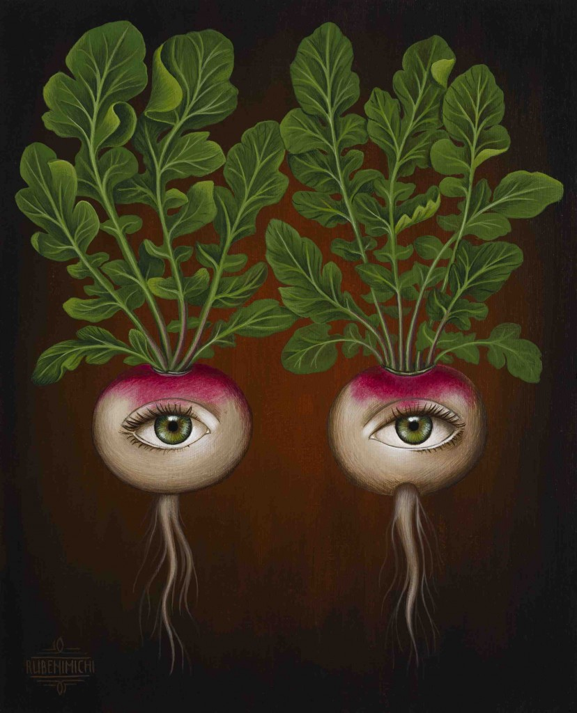 Obra de Rubenimichi. Imagen cortesía de Espai Tactel