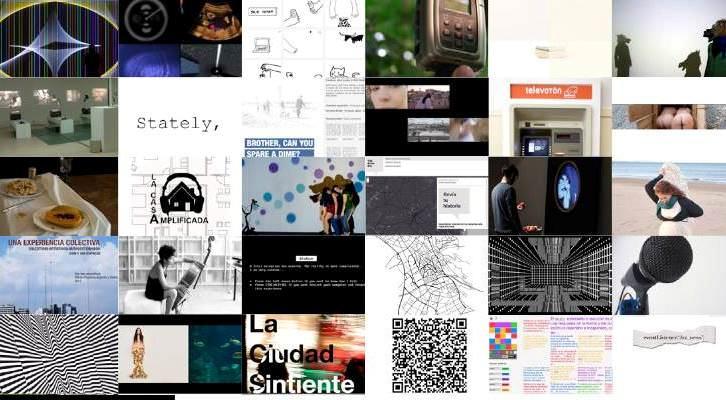 Imagen de los proyectos de la exposición. Cortesía de la organización.