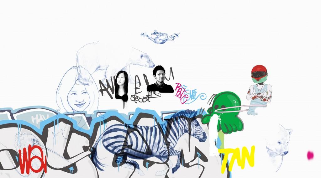 Spray, de Ruth Gómez. Imagen cortesía de la artista.