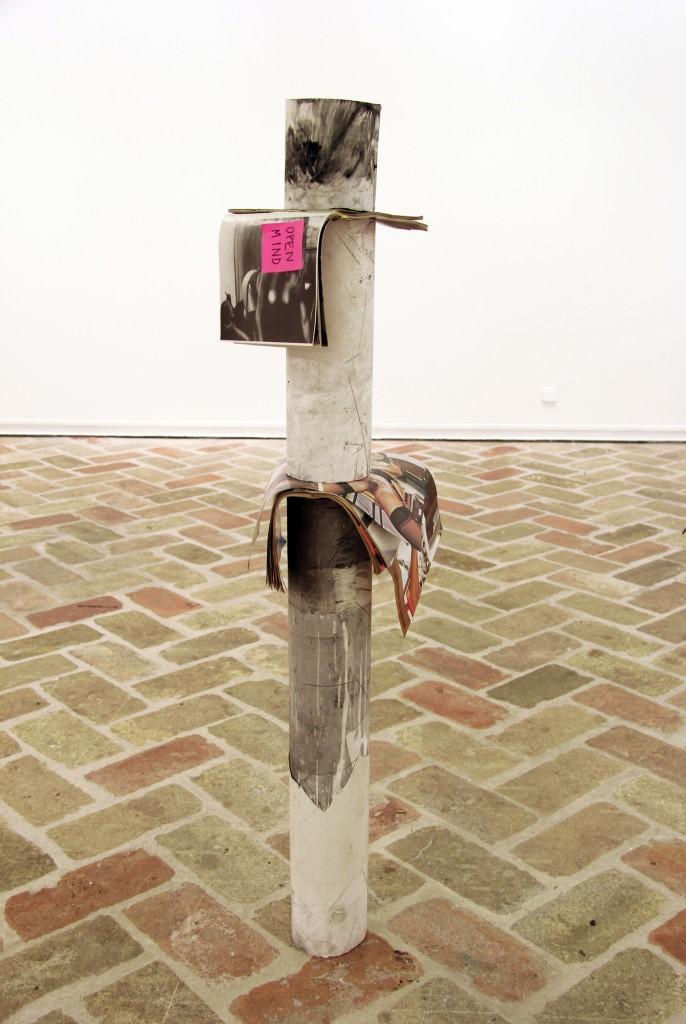 """June Crespo, """"De un no un sí"""", (2012). Imagen cortesía del proyecto a3bandas."""
