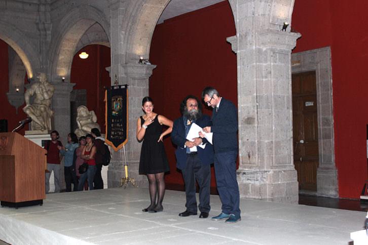 12 Inauguraci+¦n Bienal