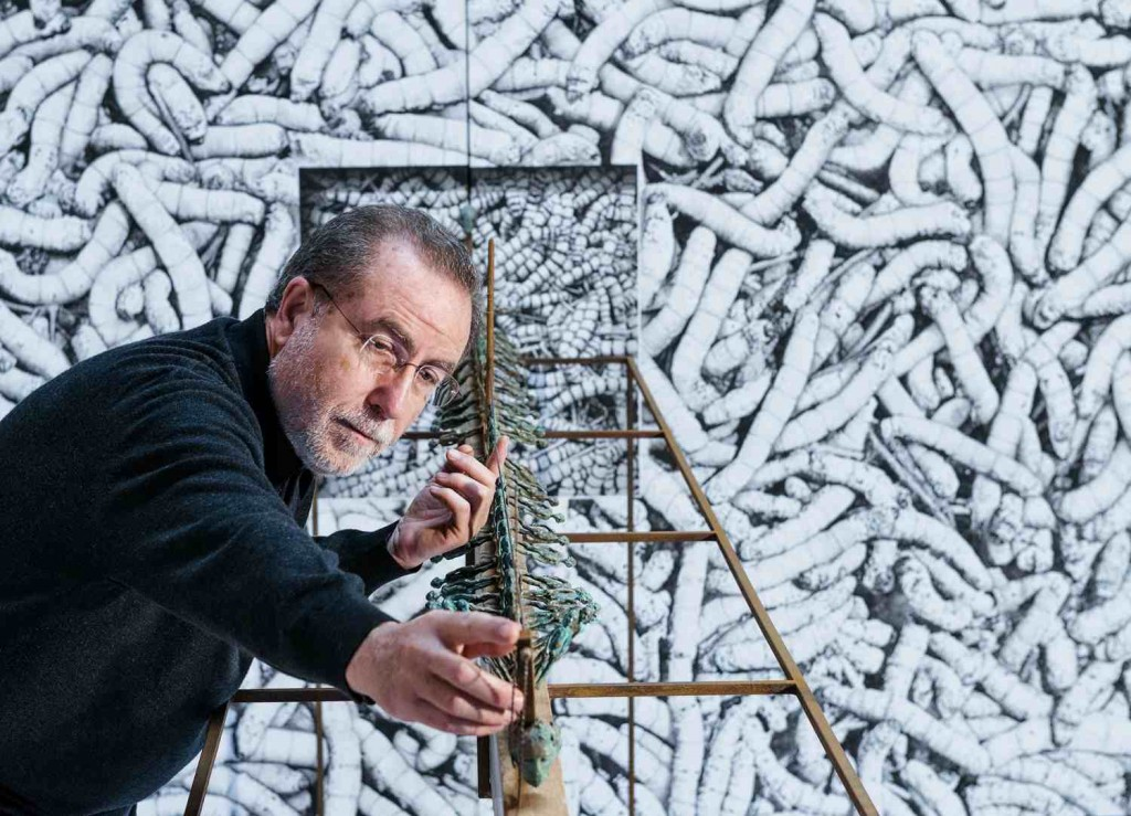 Manuel Boix. Imagen cortesía de La Nau de la Universitat de València.