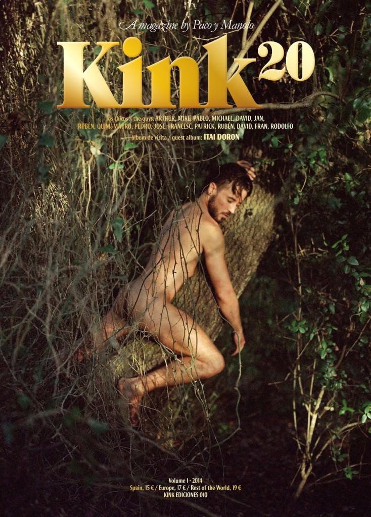 Imagen portada de Kink #20. Cortesía de Espai Tactel.
