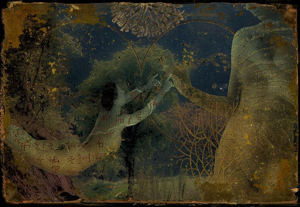 Obra de Michel Koven en 'Mitos y fotomitos'. Imagen cortesía de Galería Rambla de l'Art.