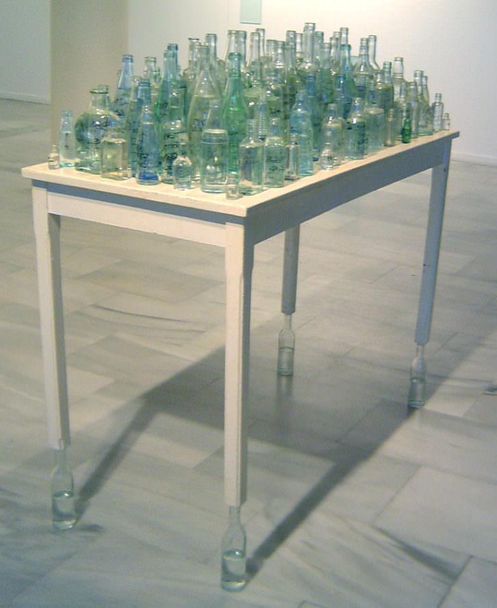 """Xavi Muñoz, """"Naufragio"""". Imagen cortesía del artista y Addaya Centro de Arte Contemporáneo."""