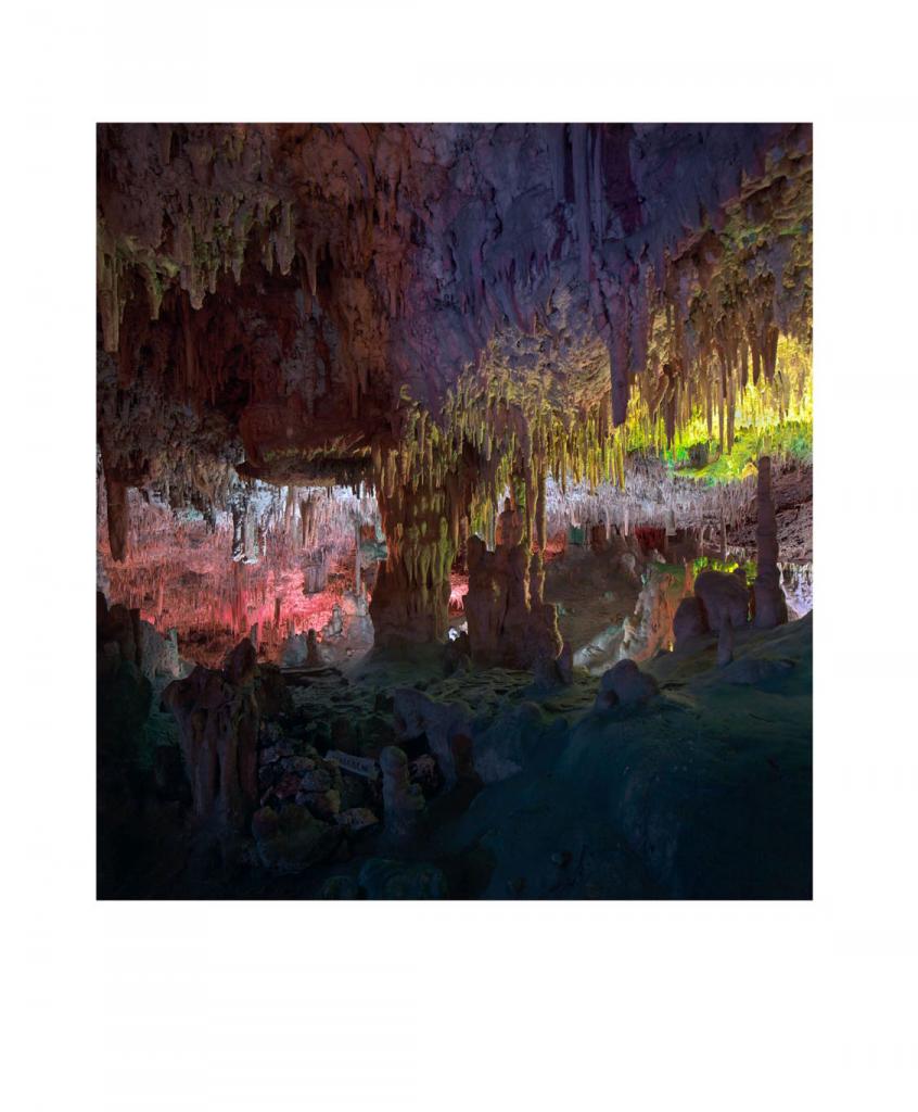 """Sergio Berlinchón, Serie """"Venus in grotto"""". Imagen cortesía del artista y Addaya Centro de Arte Contemporáneo."""