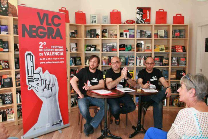 Presentación del Festival VLC Negra. Imagen cortesía de la organización.