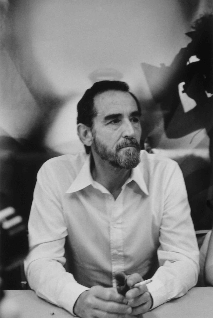 Vittorio Gassman. Foto: Pedro Hernández.