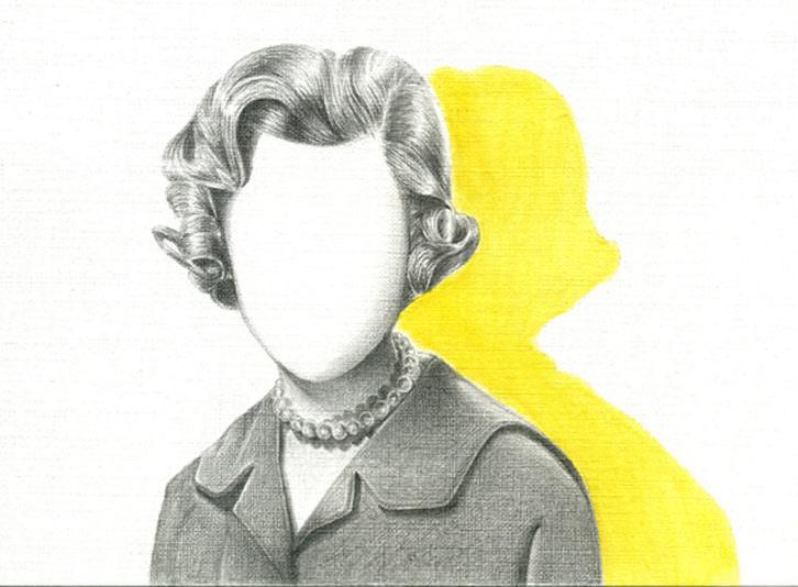 'American woman' de Juan Cuéllar. Imagen cortesía de Walden Contemporary