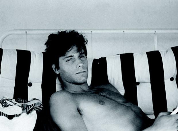 Antonio Vega. Imagen del documental.