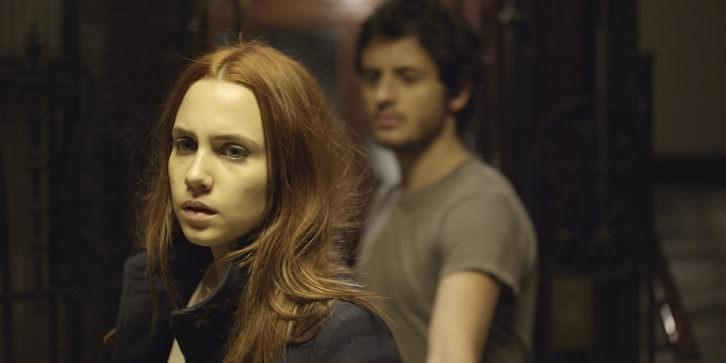 Fotograma de la película 'Stockholm', de Rodrigo Sorogoyen. Imagen cortesía de Cinema Jove.