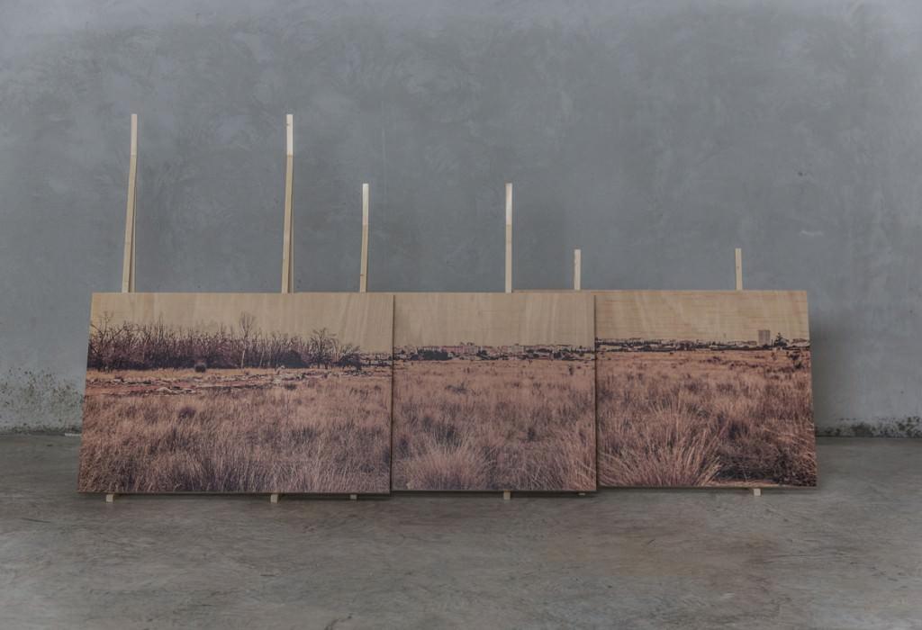 """Agustín Serisuelo, """"Basura"""" (fotografía de estudio de Juan Vicent). Imagen cortesía del artista."""