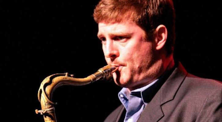 El saxofonista Eric Alexander. Imagen cortesía de Jimmy Glass Jazz.
