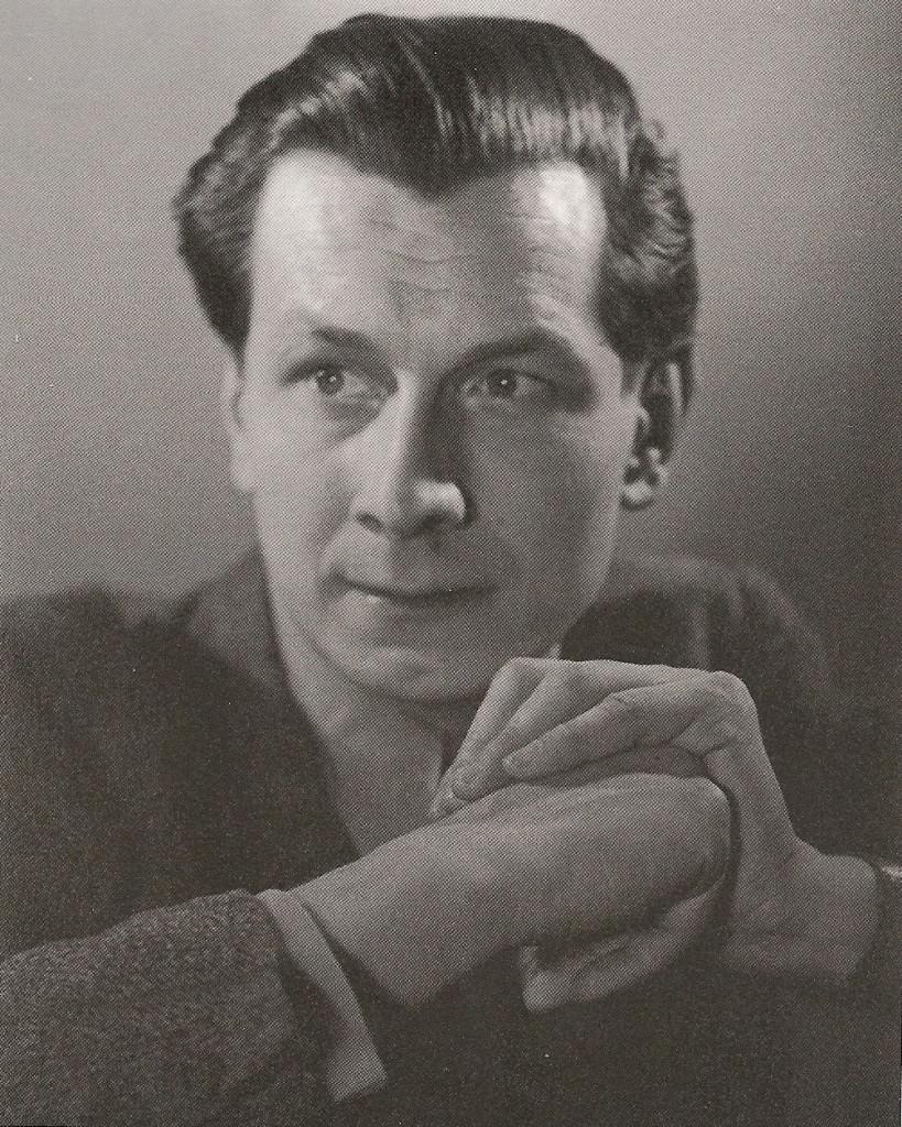 Nicolas Muller, Retrato Goeritz, 1948. Imagen cortesía de Chus Tudelilla.