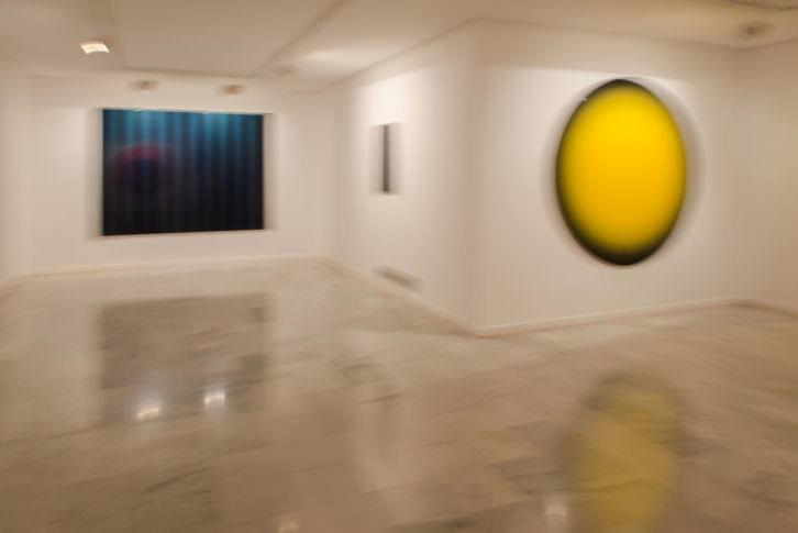 Obras de Oliver Johnson. Imagen cortesía de Área 72.