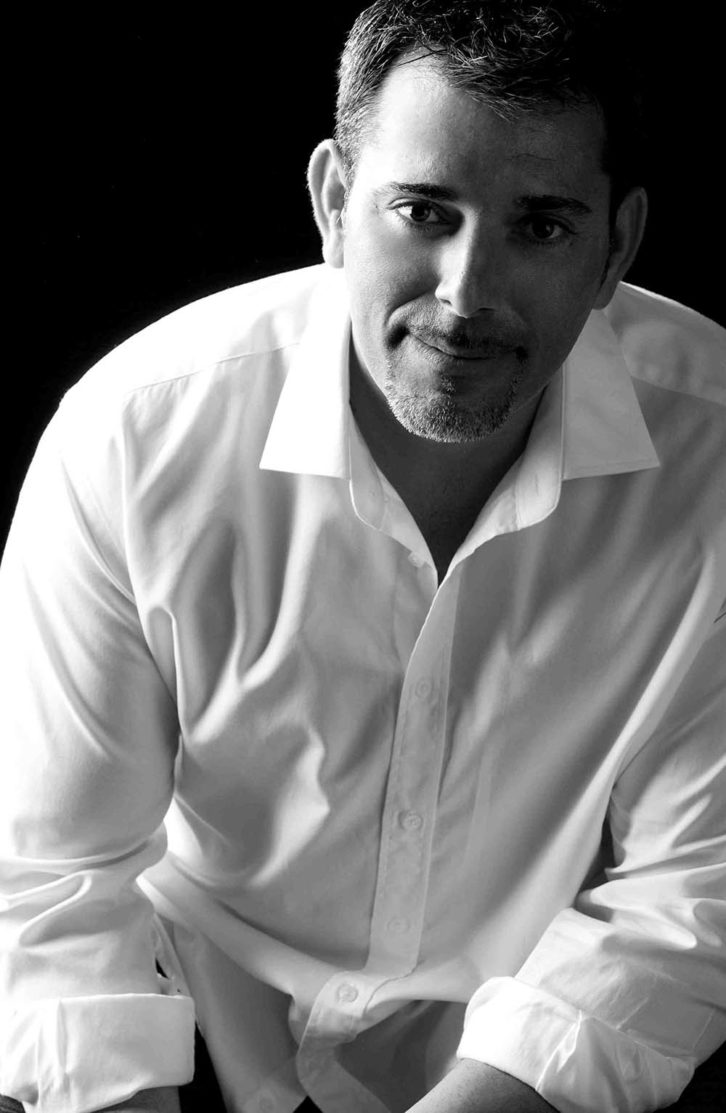 Víctor del Árbol. Imagen cortesía del autor.