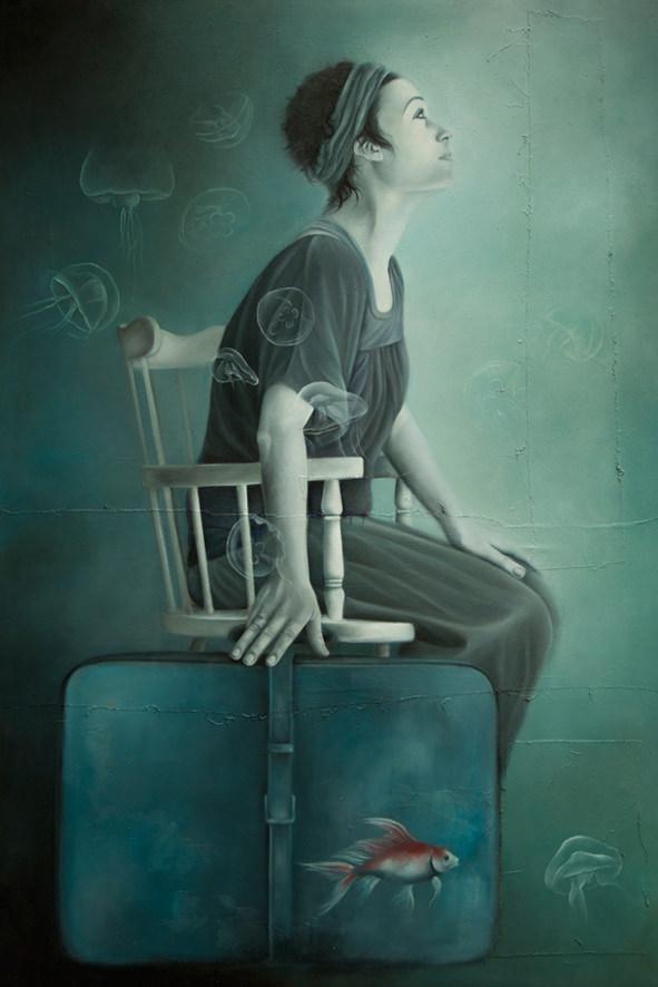 Obra de Emanuela Tringali. Imagen cortesía de Russafart.