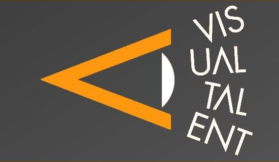 Logotipo de Visual Talent. Imagen cortesía de ESAT.