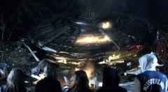 La nave de Extraterrestrial (The Vicious Brothers, 2014).