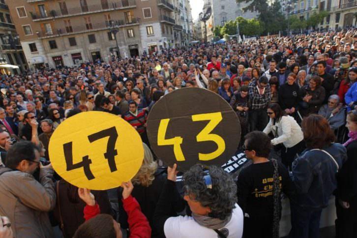 47-43 Victimas Metro Valencia