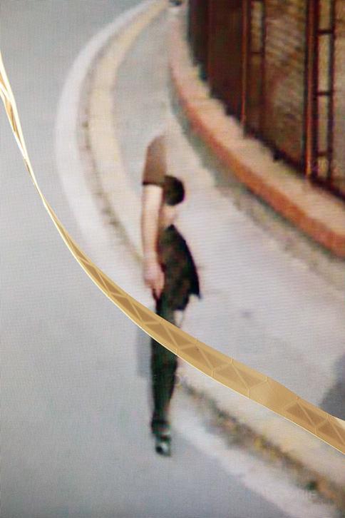 Emilio Roselló. Formar de un error. Imagen cortesía del artista.