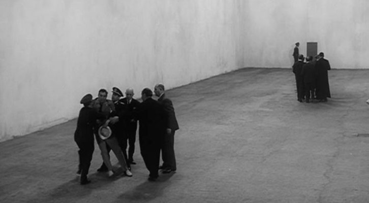 Fotograma de 'El verdugo', de Luis García Berlanga. Homenaje a Asins Arbó en Cinema Jove.
