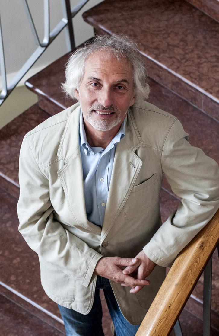 El director húngaro, Ferenc Cakó. Imagen cortesía de Cinema Jove.