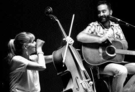 Vanesa Juan y Raúl Tamarít