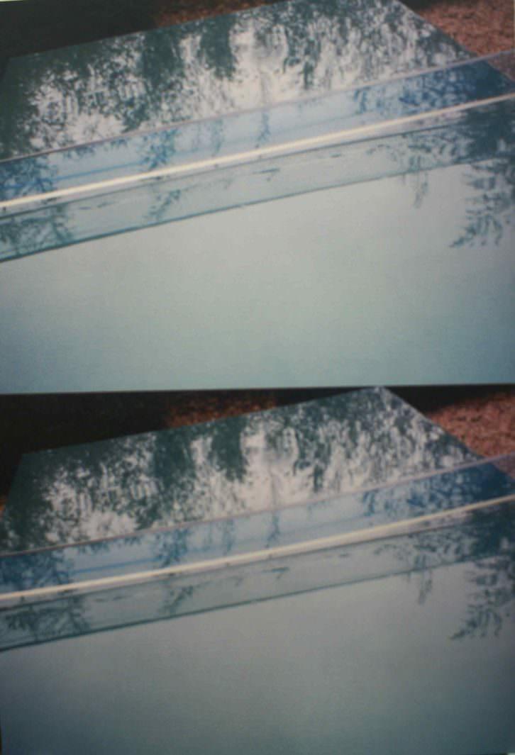 Luis Gordillo, Dúplex, 2002. Imagen cortesía del artista y Galería Carolina Rojo.