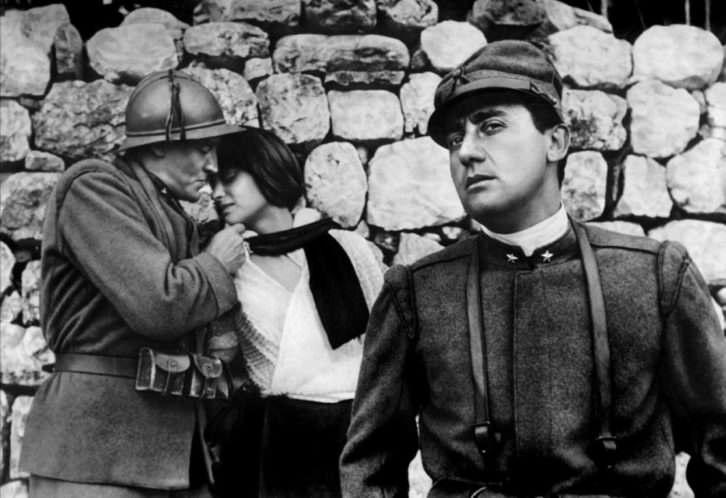 Fotograma de 'La gran guerra', de Mario Monicelli. Imagen cortesía de Cinema Jove.