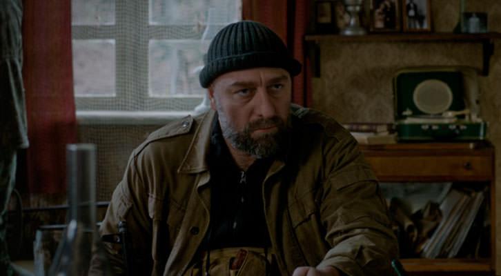 Georgi Nakhashidze en un  fotograma de 'Mandariinid', de Zaza Urushadze. Cinema Jove