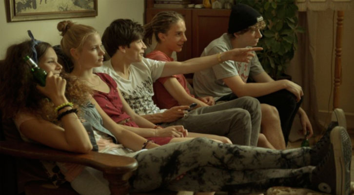 Fotograma de Obietnica, de Anna Kazejak. Película de la sección oficial de largometrajes de Cinema Jove.